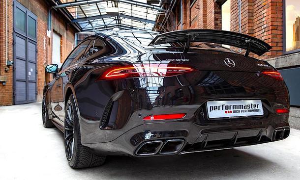 Mercedes-AMG GT 63 S von Performmaster