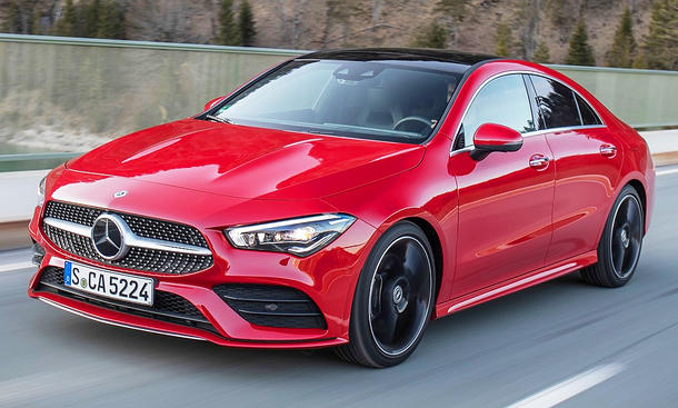 Mercedes CLA 250 4Matic
