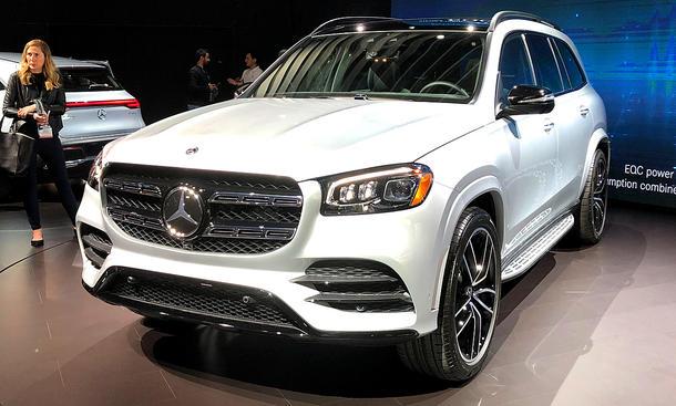 Mercedes GLS (2019)