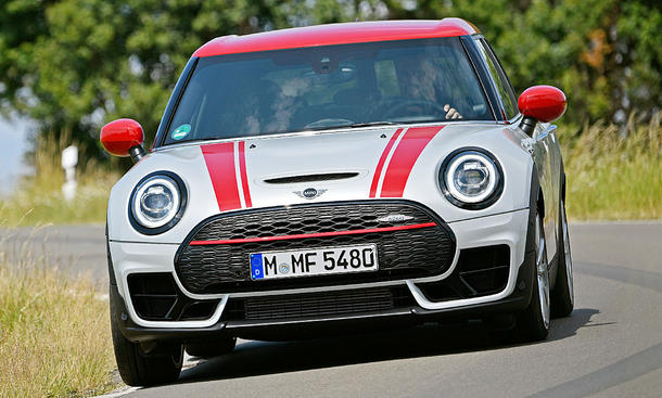 Mini JCW Clubman All4 Facelift