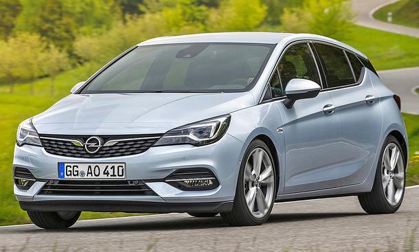 Opel Astra K Facelift (2019)