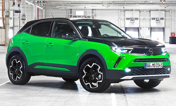 Opel Mokka-e (2021)