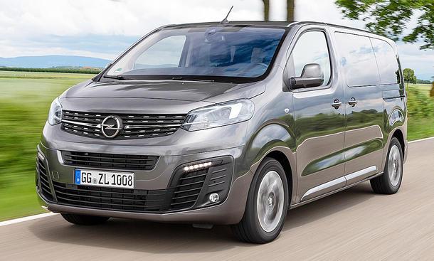 """Opel Zafira Life """"M"""""""