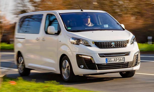 Peugeot e-Traveller (2020)