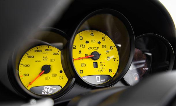 Neuer Porsche 718 Cayman/Boxster GTS (2017)