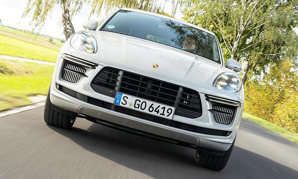 Porsche Macan Turbo Facelift (2019)