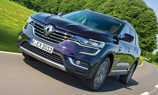 Renault Koleos Energy dCi 175 4WD