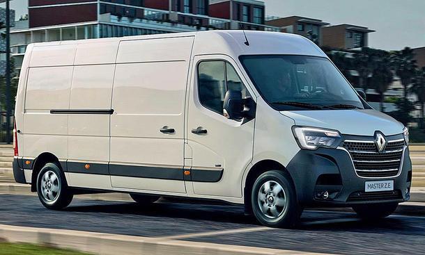 Renault Master Z.E. Facelift (2019)