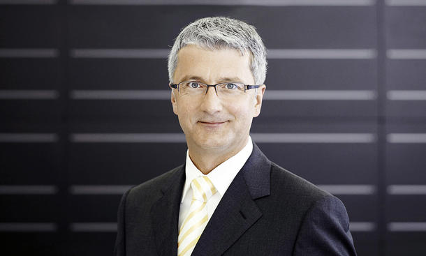 Ex-Audi-Chef Rupert Stadler