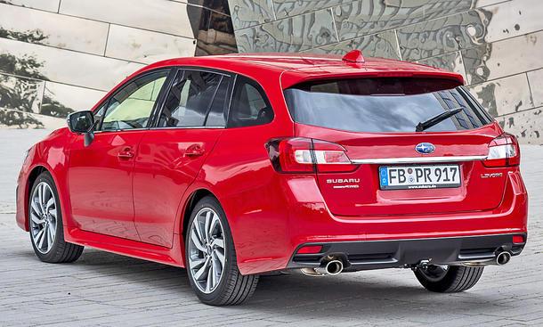 Subaru Levorg 2.0i Exclusive