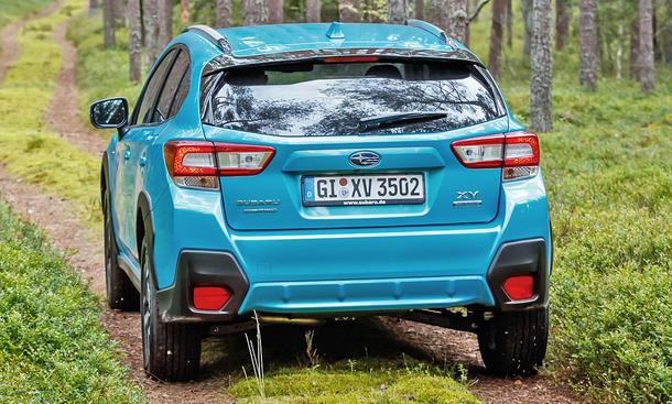 Subaru XV 2.0ie