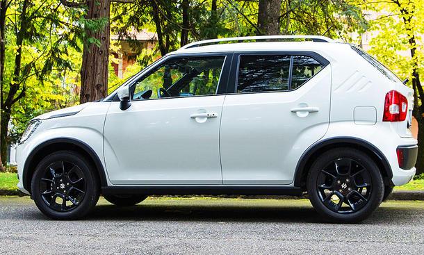 Neuer Suzuki Ignis 1.2 Allgrip