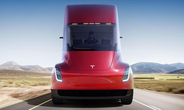 Tesla Semi (2019)