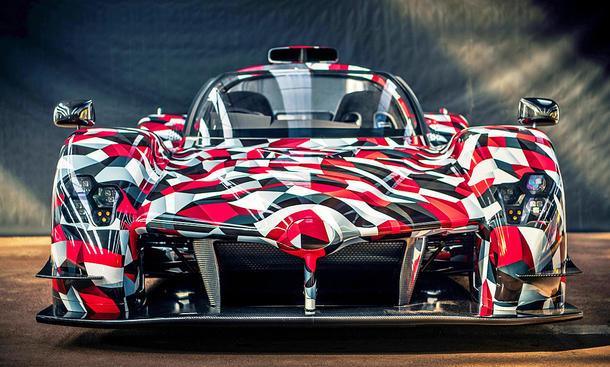 Toyota GR Supersport (2021)