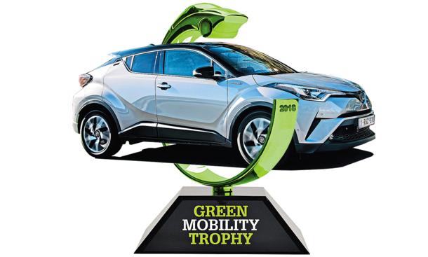 Green Mobility Trophy 2018