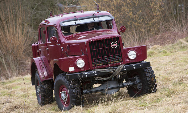 "Volvo TP21 ""Sugga"": Classic Cars"