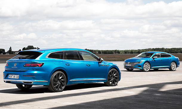 VW Arteon Facelift (2020)