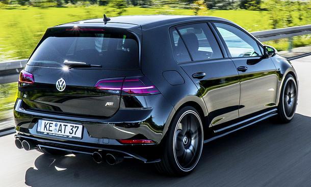 VW Golf 7 R Facelift von Abt