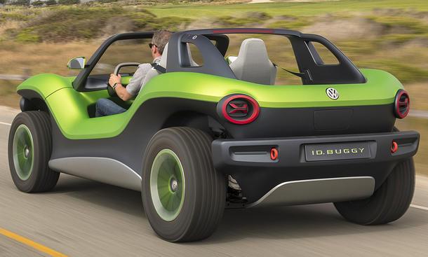 VW ID. Buggy (2019)