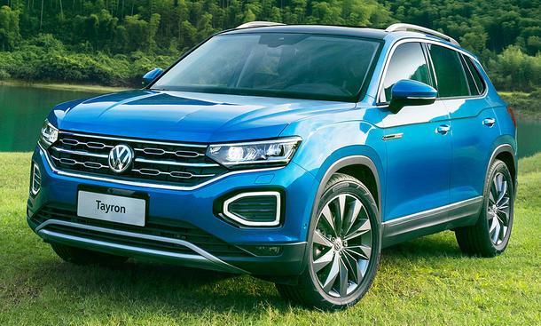 VW Tayron (2018)