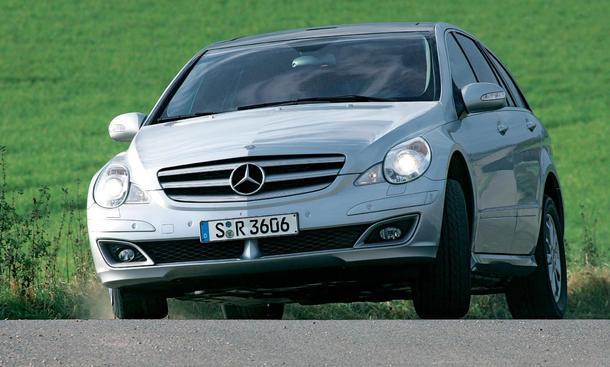 Mercedes R 320 CDI