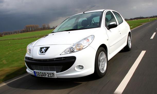 Peugeot 206+ 75