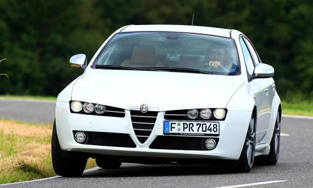 Der neue Alfa Romeo 159 2.0 JTDm 16V im Test