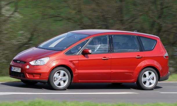 Ford S-Max 2.0 TDCi - Gebrauchtwagen Leasing-Rückläufer