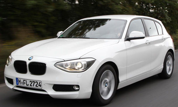 Bilder BMW 114i 2012