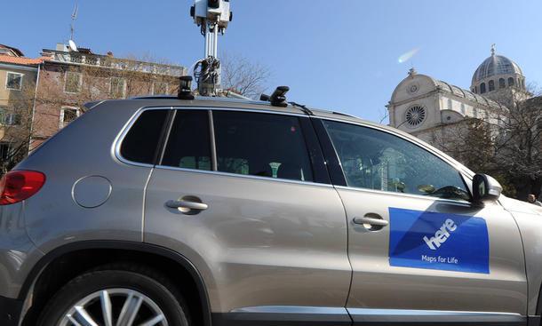 Nokia Here Kartendienst Übernahme BMW Daimler Audi Wirtschaft