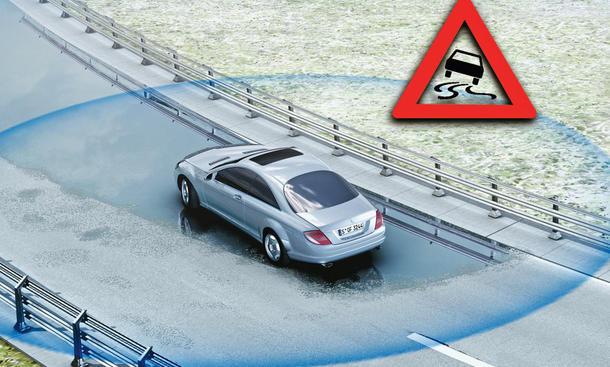 Technik Innovationen ABS ESP Fahrsicherheit