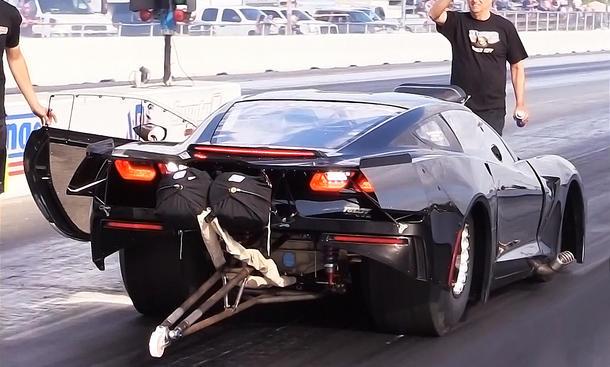 Corvette C7 Dragster Ulsch-Mobley