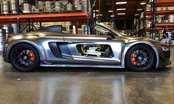 Audi R8 V10: Extrem-Tuning