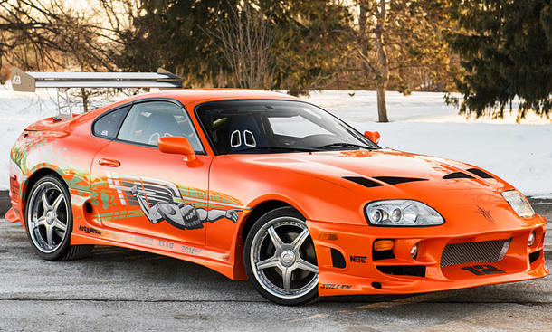 """Toyota Supra aus """"The Fast an the Furious"""""""