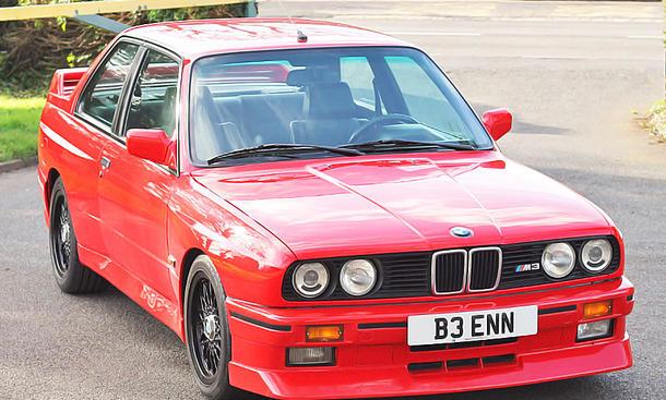 BMW M3 E30 Johnny Cecotto zu kaufen