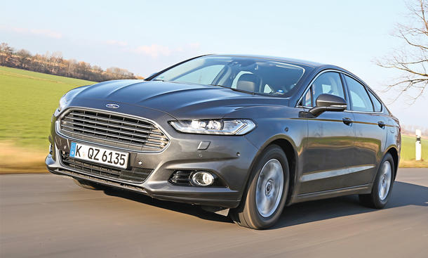Ford Mondeo 1.5 TDCi: Test
