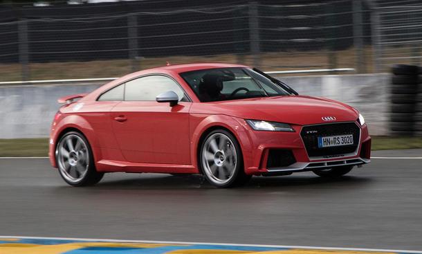 Neuer Audi TT RS (2016)