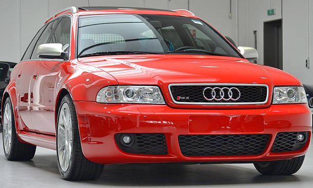 Audi RS 4 (2001) zum Verkauf