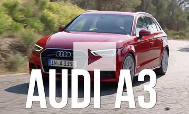 Fakten zum Audi A3: Video