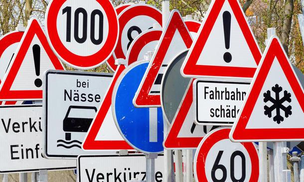 Quiz: Führerschein-Prüfung