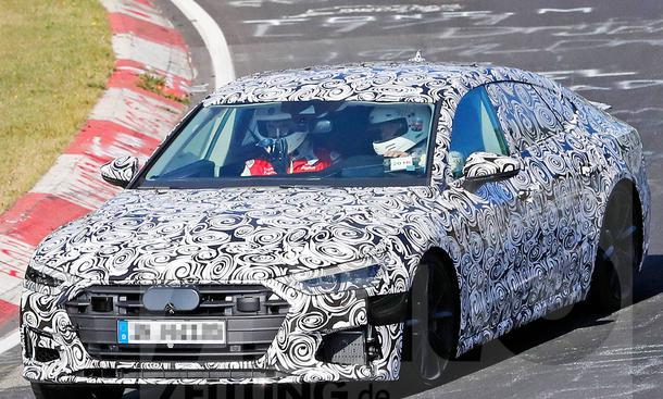 Audi S7 Sportback (2018)