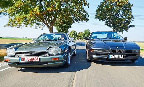 Jaguar XJ-S V12/BMW 850i