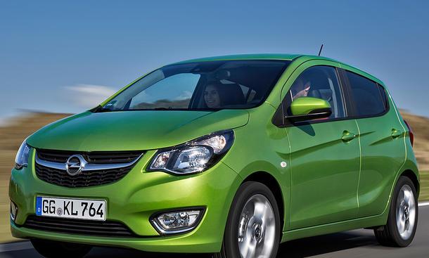 Opel Karl, Kleinstwagen