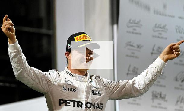 Mercedes sucht Rosberg-Nachfolger per Stellenanzeige