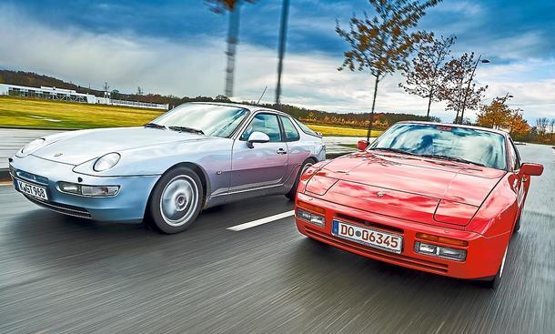 Porsche 968/944 S2