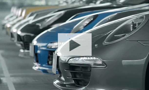 Fakten zum Porsche 911: Video