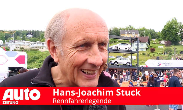 Hans-Joachim Stuck im Interview