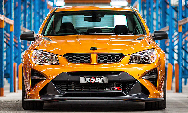 Holden Commodore GTSR W1