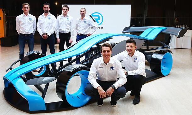 DTM-Einstieg von Aston Martin 2019