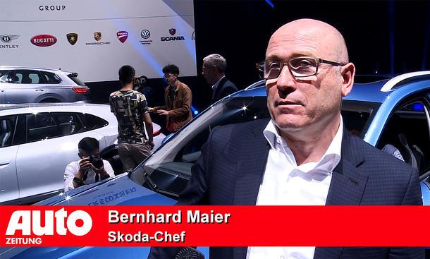 Bernhard Maier (Skoda-Chef)